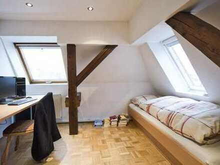 Zimmer in Verbindungshaus, 170 € all-in, 12-18 m², absolut zentrale Lage