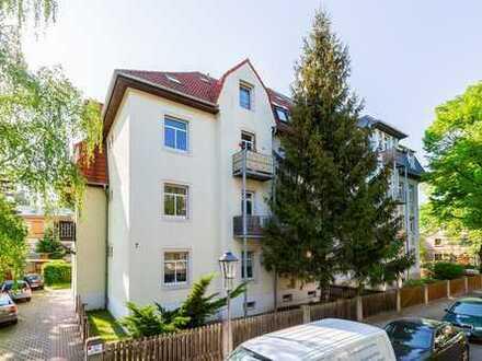 ruhig&zentral - süße 2 Zi.- Singlewohnung mit Balkon