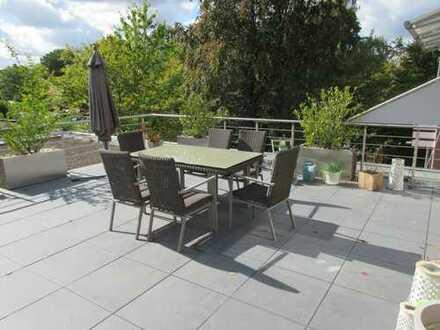 Luxuswohnung mit Dachterrasse in Gellershagen