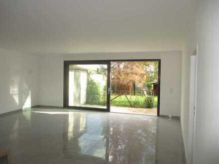 Luxuriöse 3-Zimmer-Wohnung mit riesigem Garten und neuem Bad in zentraler Lage von Bonn-Ippendorf
