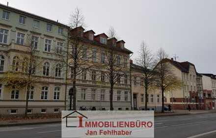 Gepflegte 3-Zimmer-Wohnung mit Parkettboden und Einbauküche in der Fleischervorstadt