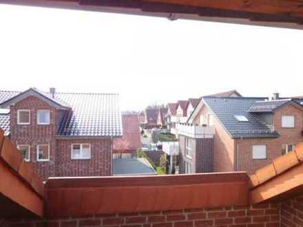 Großzügige Dachgeschosswohnung in Bad Lippspringe