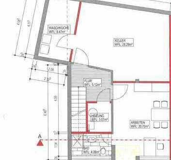 Schöne, geräumige Doppelhaushälfte mit vier Zimmern in Mühlheim am Main