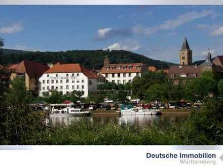 Historisches Hotelanwesen mit viel Potenzial an der Neckarpromenade