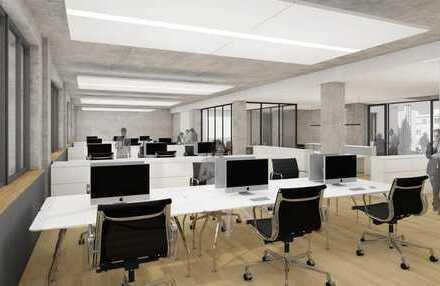 • • • ca. 1.280 Büroetage in Neubau • • • S-Bahn + TG • • • PROVISIONSFREI