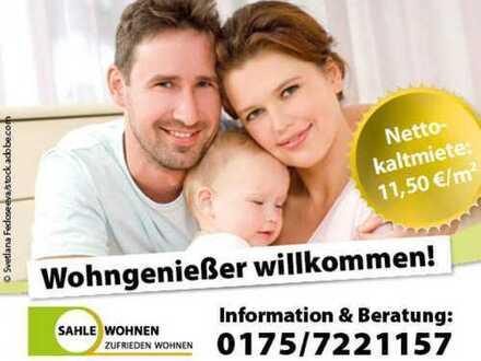 NEUBAU-WOHNUNG FÜR DIE FAMILIE– Wohngenießer Willkommen!