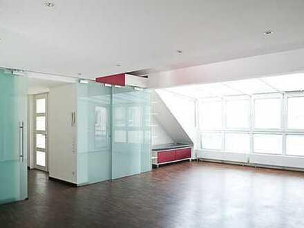 Individuelle Maisonette-Wohnung