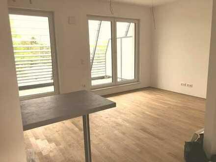 Erstbezug! Sonnendurchflutete 2-Zimmer-Wohnung im Neubau mit Balkon in Bramfelder Bestlage!