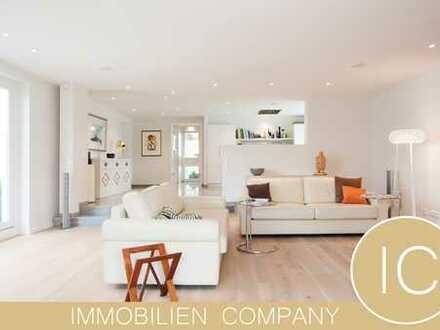 Extravagante Villa mit parkähnlichem Garten und großem Atelier für Ihr Hobby