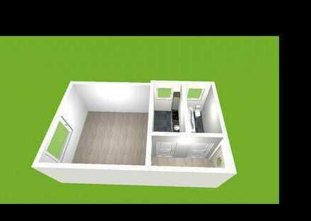 1-Zimmer Wohnung/Frisch Renoviert/Citylage