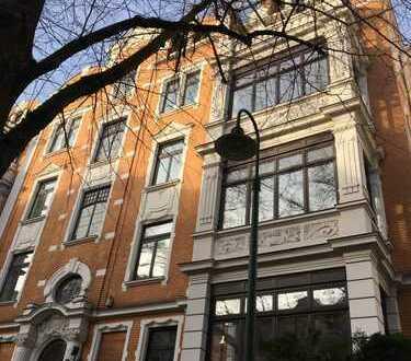Möblierte, zentral gelegene, neuwertige 1,5-Zimmer-Wohnung mit Terrasse und EBK in Wiesbaden