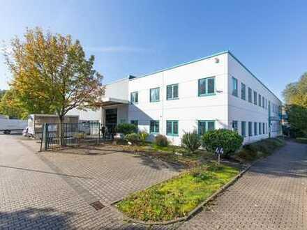 Produktions- und Lagerhalle mit Bürogebäude Nähe Dortmunder Indupark