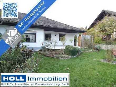*** Gemütliches 1-Fam.Haus (DHH) mit Terrasse und tollem Garten *** in Ranstadt