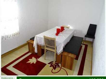 ruhige Lage - 3-Zi-Wohnung in Hochparterre
