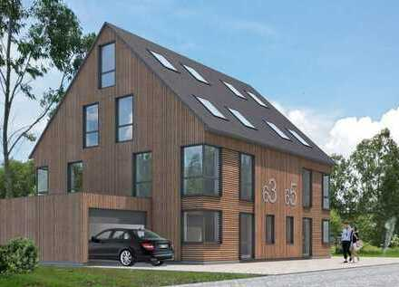 Grundstück im grünen Altenbochum, mit genehmigter Bauvoranfrage für ein Einfamilienhaus