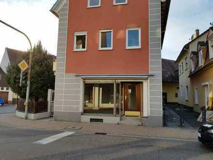 Ladengeschäft in Durmersheim zu vermieten