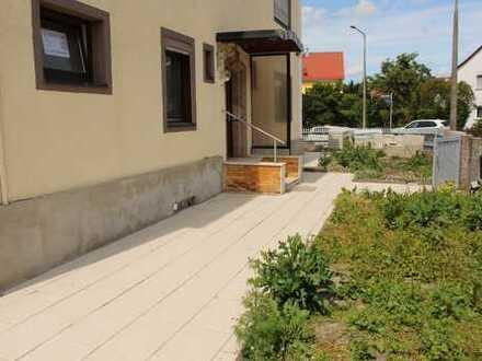 Terrassenwohnung mit Privatgarten