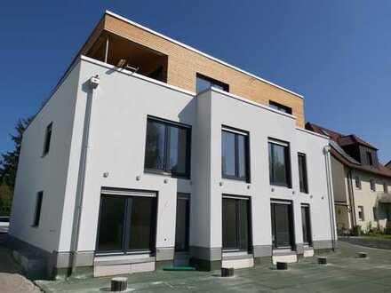 Stilvolle 4,5-Zimmer-Penthouse-Wohnung mit Dachterasse in Milbertshofen, München