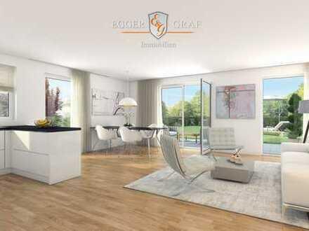 Ihre neue WOHNOASE: Sonnige Garten-Wohnung in ruhiger, zentraler Lage