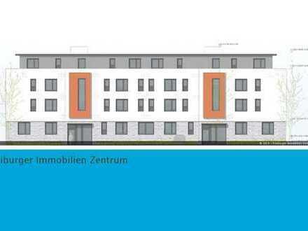 3-Zimmer Neubauwohnung in Merzhausen mit Balkon