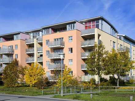 DI - großzügige 1-Raum-Wohnung mit Balkon (3. OG) im ruhigen Fahrland
