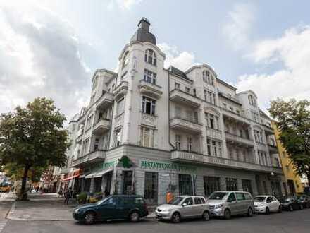Direkt Tempelhofer Damm Ecke Borussiastraße! Einzelhandelsfläche EG ca. 239 m² KG ca. 240 m²
