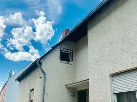 Ein- bis Zweifamilienhaus in der Innenstadt von Rüsselsheim