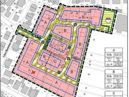 Grundstück im Neubaugebiet in Römerberg von privat
