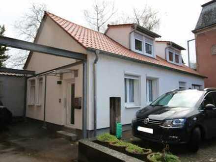 Alternative zur Wohnung - EFH als Hinterhaus eines MFH