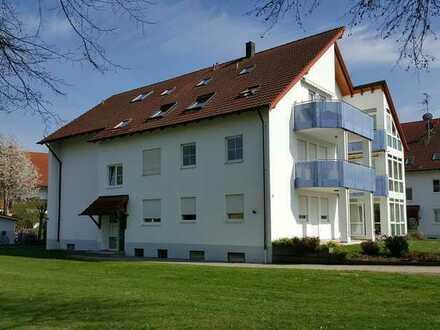Schöne vier Zimmer Wohnung in Thannhausen