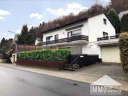 Modernisierte 3-Raum-Wohnung mit Terrasse in Bad Soden-Salmünster