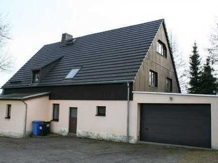 Einfamilienhaus mit Garage in Mulda/Sa. OT Helbigsdorf