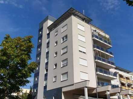 Zentrumsnahe 4-Zimmer Wohnung in Herzen Mühlacker plus grosser Garage
