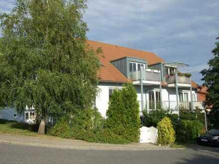 1-Zimmer-Wohnung mit Balkon in Burkhardtsdorf bei Chemnitz