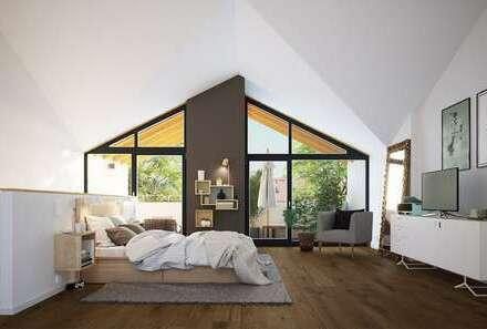 RMH HERZSTÜCK - das letzte moderne Architektenhaus in der Wohnanlage