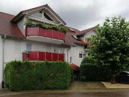 Gepflegte tageslichthelle Souterain-3-Zim-Wohnung
