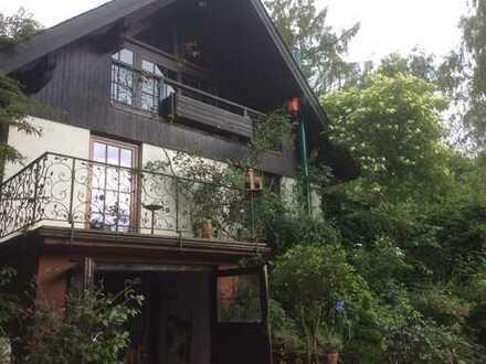 Landhaus im vorderen Odenwald nähe Bergstr. von Privat, 1500 m2 Grundstücksfläche