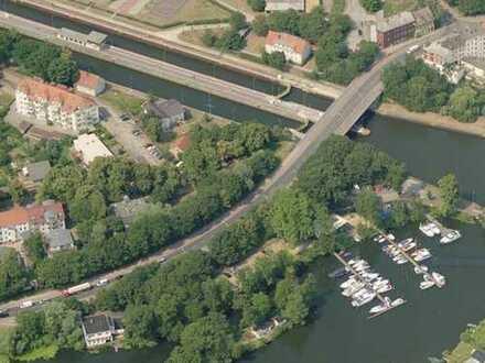 4,5 Zimmer Maisonnettewohnung am Wasser / Vorstadtschleuse mit Dachterrasse
