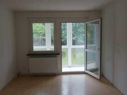 3-Raum-Wohnung mit Aussicht ins Grüne!