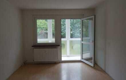 Naturnahe 3-Raum-Wohnung mit Loggia!