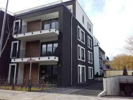 Neuwertige 3-Zimmer-Wohnung mit Terrasse in Duisburg-Buchholz incl. Tiefgaragenstellplatz
