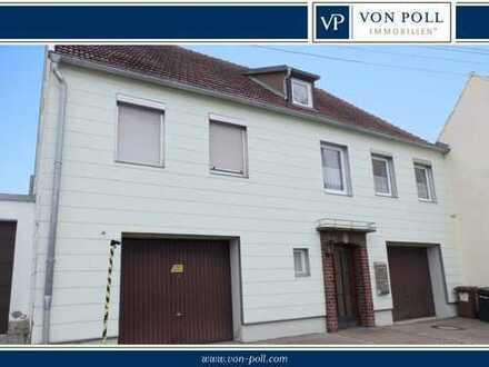 Vermietetes Zweifamilienhaus zum Top-Preis in zentraler Lage in Harburg (Schwaben) zu verkaufen!