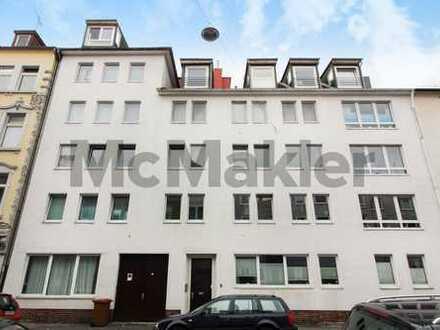 Für Individualisten: Geräumige und zentral gelegene Atelierwohnung über den Dächern der Stadt