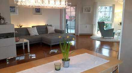 Helle, gut geschnittene 4 Zi. Wohnung in 79365 Rheinhausen