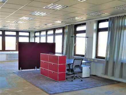 Revitalisierte Büroräume in Stuttgart - Sillenbuch