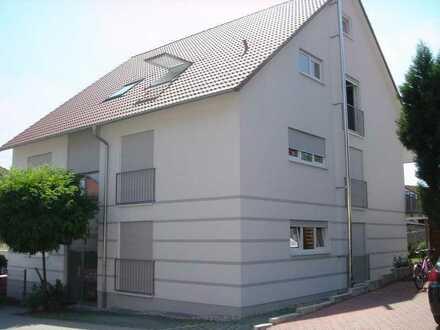 Heidelberg-Kirchheim, 4-Zimmer im Erdgeschoss mit Südbalkon und Gartenblick