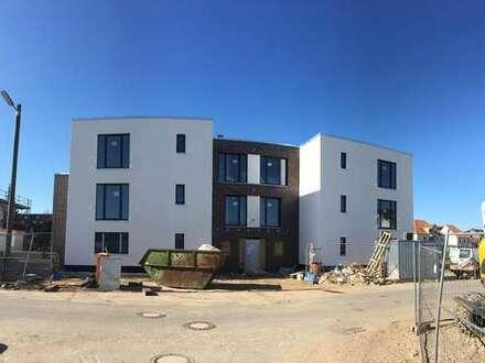 Seniorengerechte und barrierearme Neubauwohnung in BS- Watenbüttel- Balkon und Einbauküche inklusive