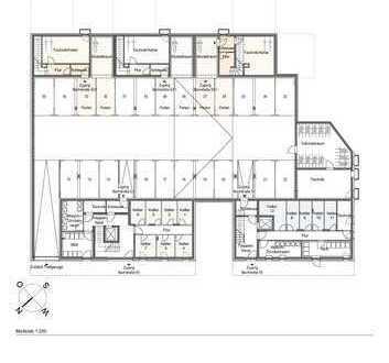 Lichtdurchflutete 3-Zimmer-Wohnung mit Terrasse & Garten (Whg. 3)