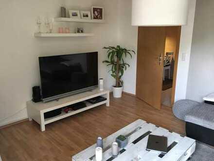 2-Zimmer Wohnung - ruhig, zentral und hell