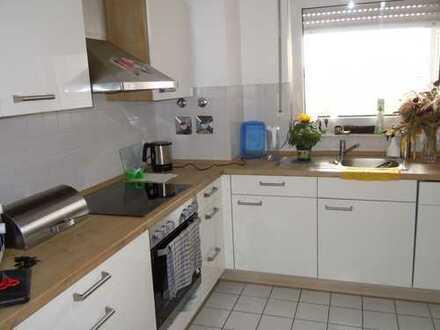 Attraktive 2,5-Raum-Wohnung mit EBK und Balkon in Bobenheim-Roxheim